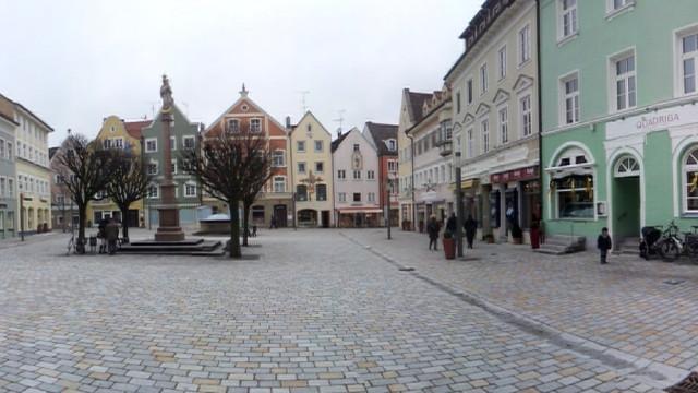 Marienplatz Weilheim